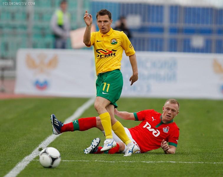 «Кубань» - «Локомотив» 0:0