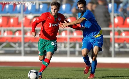 Матч «молодежек» «Локо» и «Ростова» начнется в 14:00