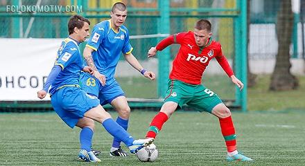 «Молодежка» крупно проиграла «Ростову»