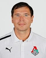 Денис Клюев – главный тренер «молодежки»