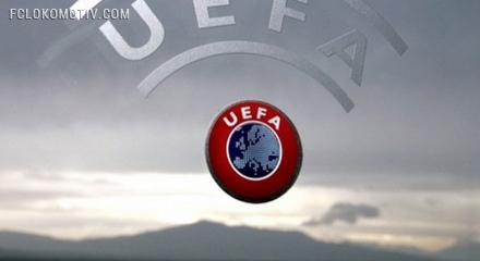 Россия осталась на восьмой строчке рейтинга УЕФА