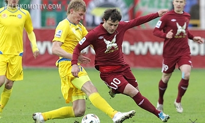 «Рубин» сыграл вничью с «Ростовом»