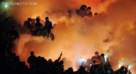 МВД: «Некоторые люди приходят на стадионы для совершения хулиганских действий»