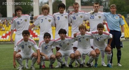 Юношеская сборная России — 1994 заняла второе место на турнире в Португалии