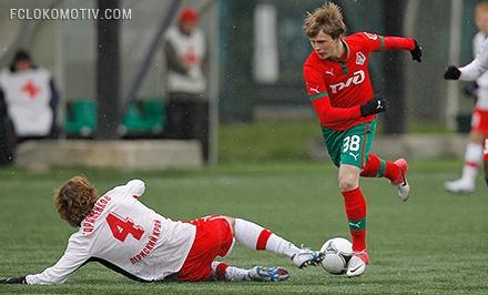 Молодежь «Локо» и «Амкара» начнет матч в 12:00