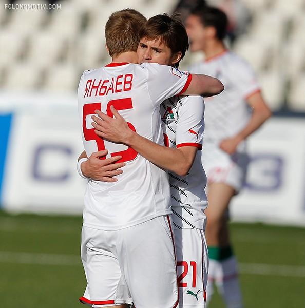 «Амкар» - «Локомотив» 2:4