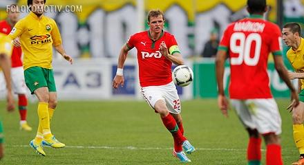 Дмитрий Тарасов – игрок апреля!