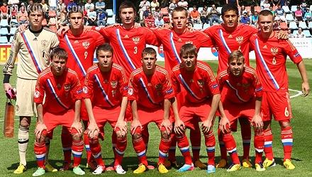 Россия впервые попала на юношеский чемпионат мира по футболу!
