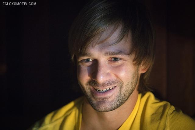 Дмитрий Сычев: «Успел сходить только в цирк»