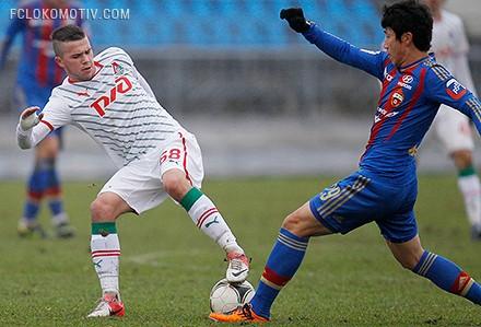 «Молодежки» «Локо» и ЦСКА начнут в 14:00