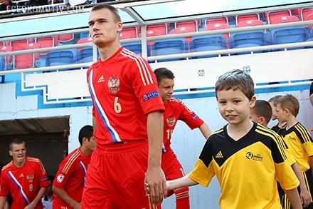 «Железнодорожники» помогли юношеской сборной выйти в полуфинал Евро!