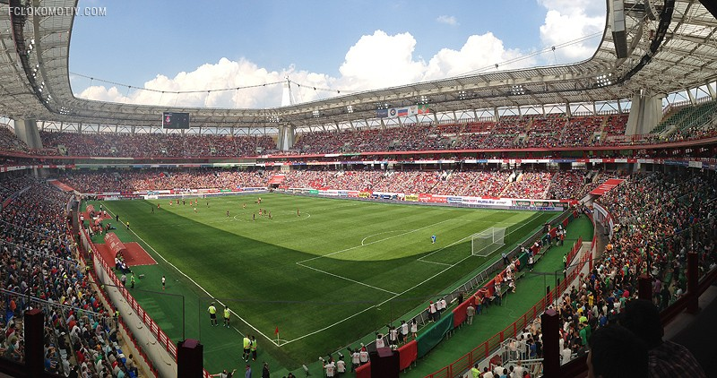 «Локомотив» - ЦСКА 1:4