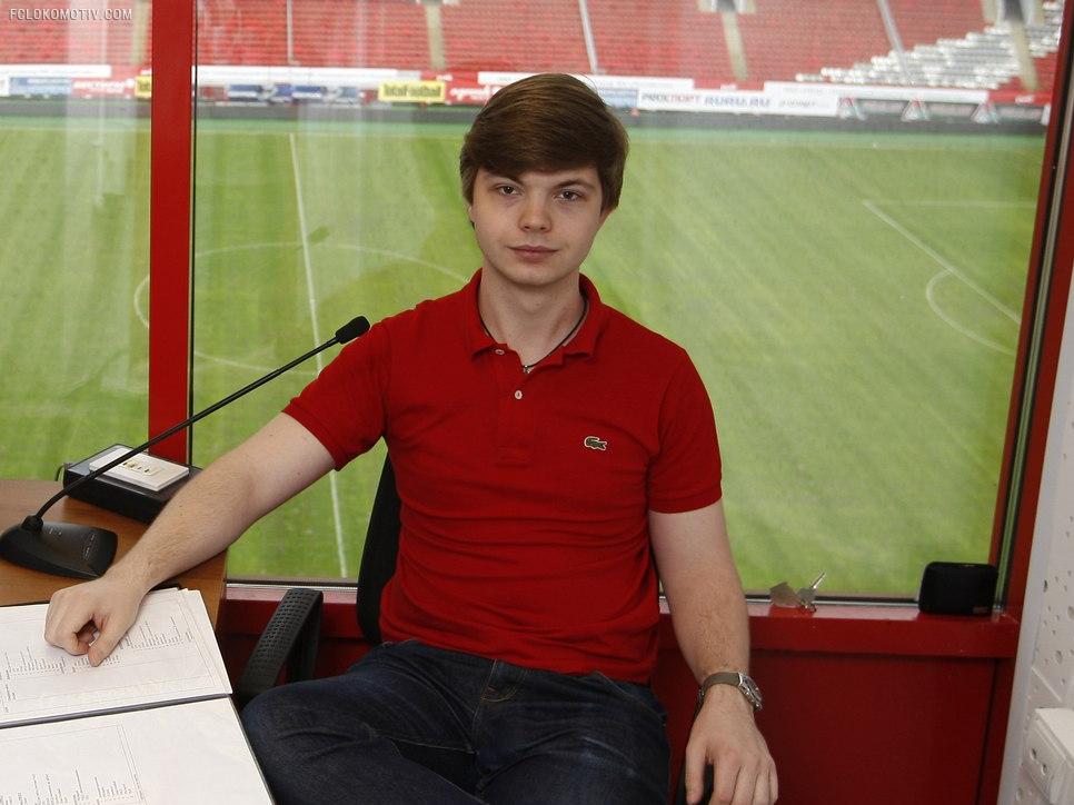 На матче Россия – Румыния будет работать диктор «Локомотива»