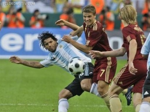 Россия и Аргентина сыграют в Петербурге в феврале 2014 года?