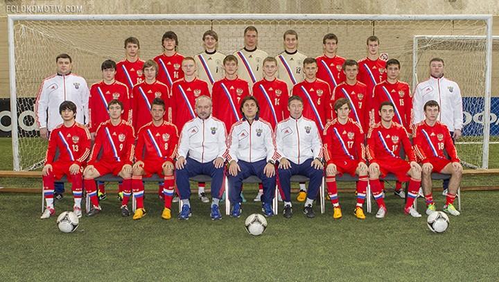 Сегодня юношеская сборная России сыграет с Германией