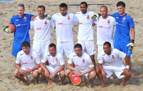 «Локо» обыграл испанский «Химнастик» во втором матче «Кубка Европейских Чемпионов»