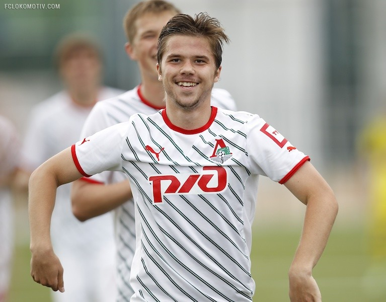 «Анжи» - «Локомотив» 0:2