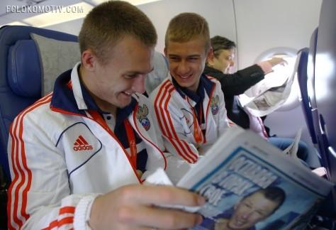 Чемпионы Европы рвутся в основу «Локомотива»