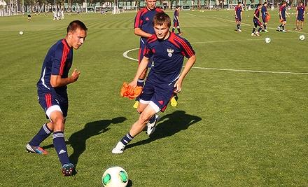 Серасхов сыграл против Турции