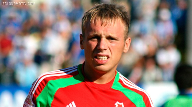 Глушаков покинет «Локомотив» по окончании сезона - источник