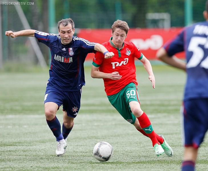 «Локомотив» - «Мордовия» 0:2. Молодежные составы