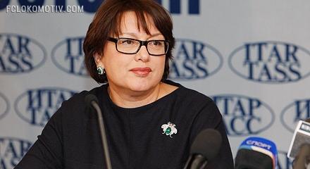 Смородская рассказала о недочетах «Стратегии» РФС