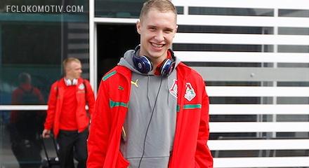 Лобанцев два дня будет тренироваться со сборной России