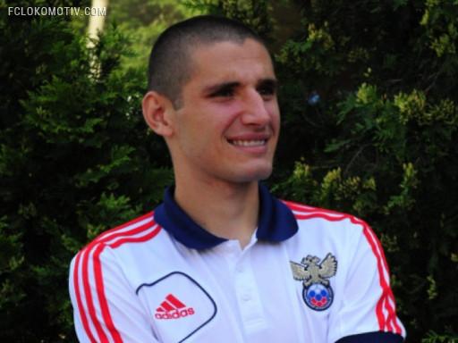 Тарас Бурлак: В команде всех зову братьями