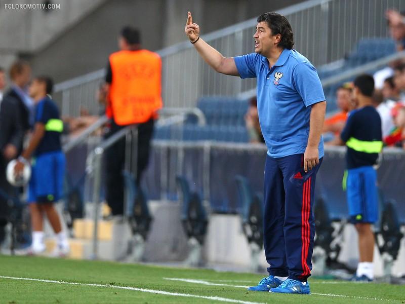 Испания - Россия. EURO-2013 U-21.