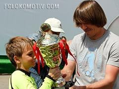 Дмитрий Лоськов: Детский футбол - самый искренний и честный