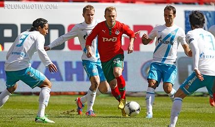 Янбаев и Глушаков – в списке 33-х лучших игроков сезона-2012/13