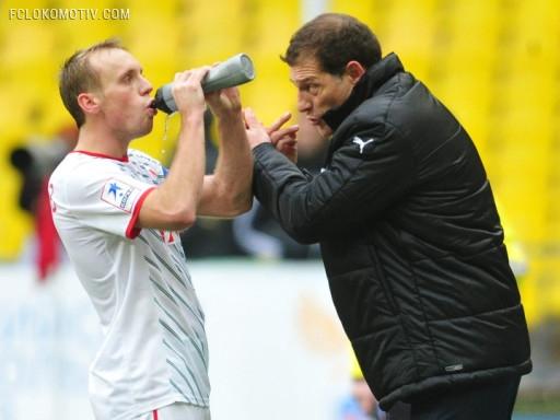 Денис Глушаков: У Билича мягкая рука