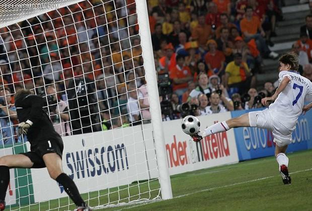 Пять лет без побед.Чем занимаются российские герои Евро-2008.