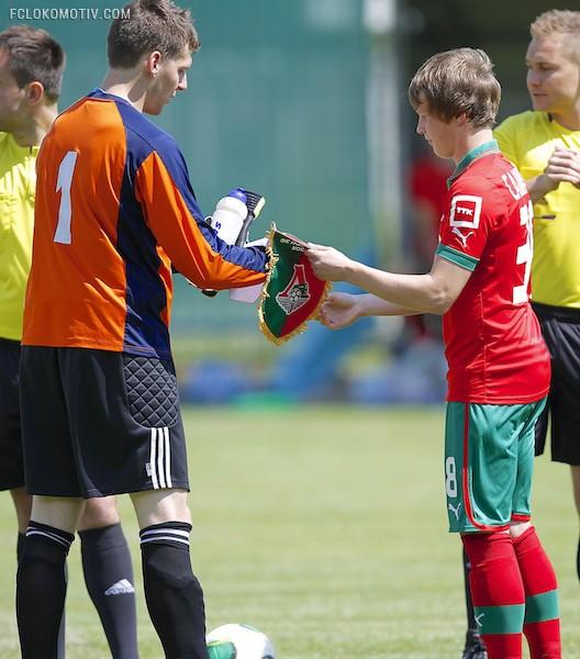«Локомотив» - «Шампион» 3:3
