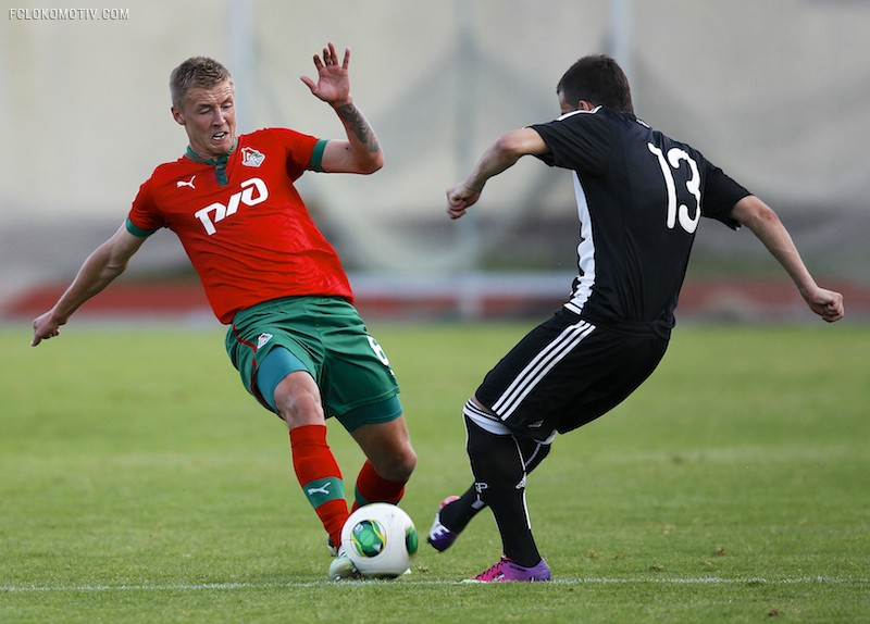 «Локомотив» - «Партизан» 1:0