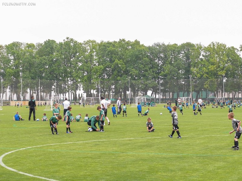 Топ-5 российских футбольных академий