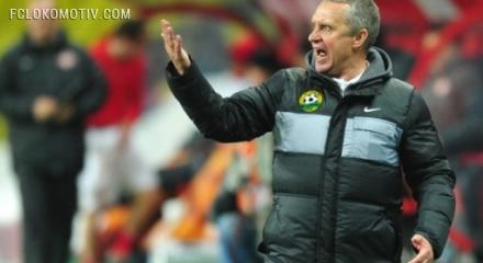 Кучук согласовал договор с «Локомотивом»