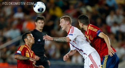 Евро U-21. Россия – Германия 1:2