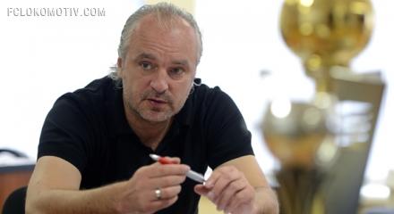 Игорь Шалимов: «На Универсиаде поставлена задача попасть в тройку»