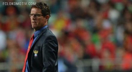 Капелло ищет в Бразилии место для дислокации сборной России на ЧМ-2014