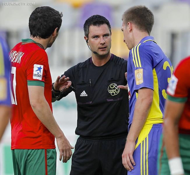 «Локомотив» - «Марибор» 0:2