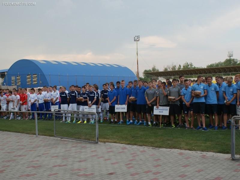 Стали известны четвертьфиналисты Первенства России по футболу среди юношеских команд (игроки 1996 г. р.) спортивных школ и клубов.