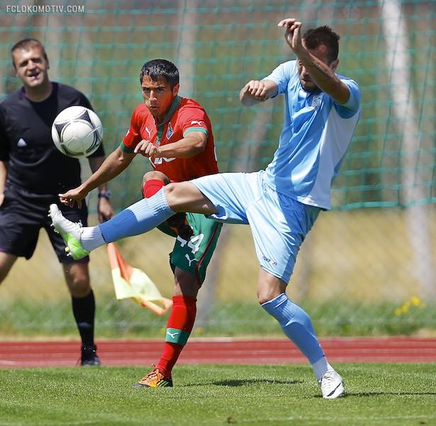 «Локомотив» - «Тимишоара» 2:1