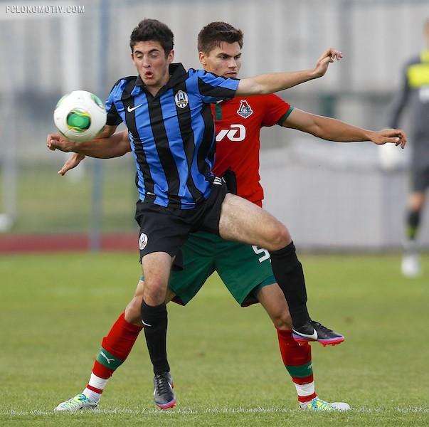 «Локомотив» - «Локомотива» 1:2