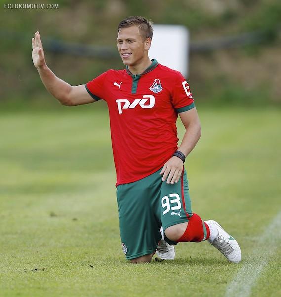 «Локомотив» - «Карпаты» 2:3
