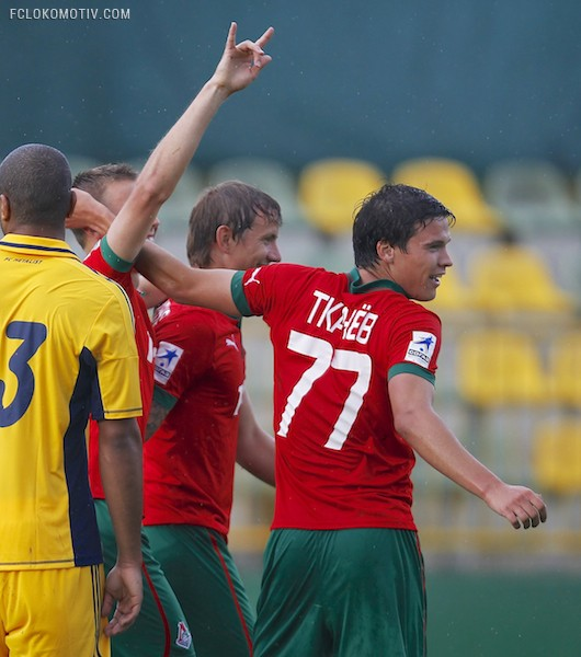 «Локомотив» - «Металлист» 4:1