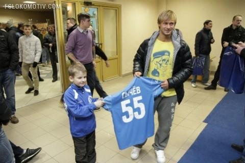 Дмитрий Сычев: я ухожу. Но у меня появилось много друзей, к которым буду возвращаться