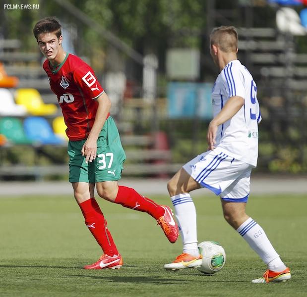«Волга» - «Локомотив» 1:3