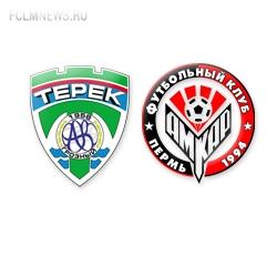 «Терек» сыграл вничью с «Амкаром»