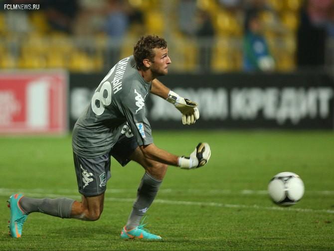 Заболотный и еще три вратаря для «Локомотива»